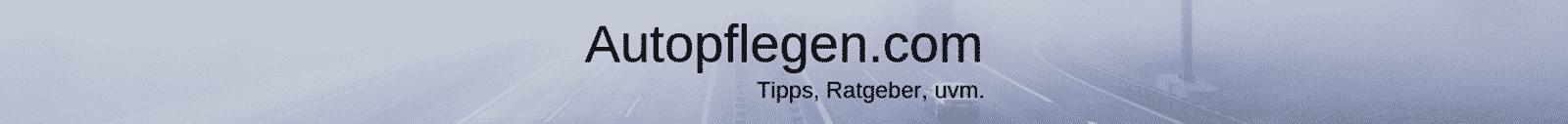 Autopflegen.com Logo